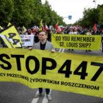 Delegacja z Izraela przylatuje po pieniądze! Reakcja po marszu #Stop447?